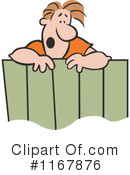 Royalty-Free (RF) Neighbor Clipart Illustration #1167876