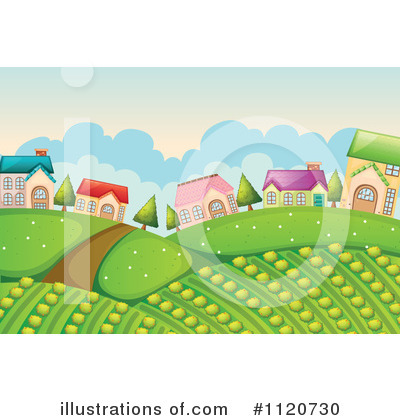 House Clipart #1120730 by Graphics RF