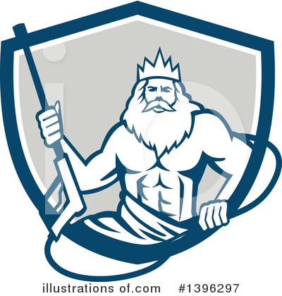Pressure Washer Clipart #1396297 by patrimonio