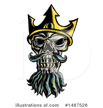 King Clipart #1487526 by patrimonio