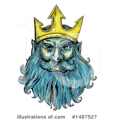 King Clipart #1487527 by patrimonio