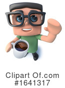 Nerd Clipart #1641317 by Steve Young