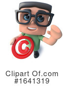 Nerd Clipart #1641319 by Steve Young