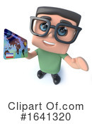 Nerd Clipart #1641320 by Steve Young