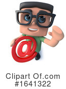 Nerd Clipart #1641322 by Steve Young