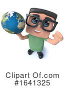 Nerd Clipart #1641325 by Steve Young