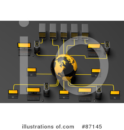 Network Clipart #87145 by Tonis Pan