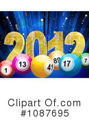 Royalty-Free (RF) New Year Clipart Illustration #1087695