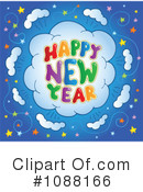 New Year Clipart #1088166 by visekart