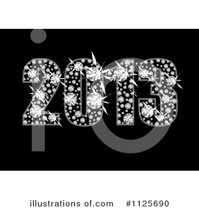 New Year Clipart #1125690 by michaeltravers