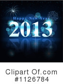 New Year Clipart #1126784 by dero