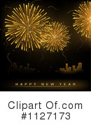 Royalty-Free (RF) New Year Clipart Illustration #1127173