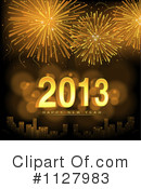 New Year Clipart #1127983 by dero