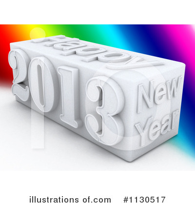New Year Clipart #1130517 by MacX