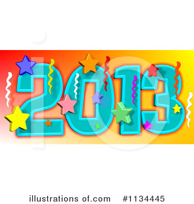 New Year Clipart #1134445 by djart