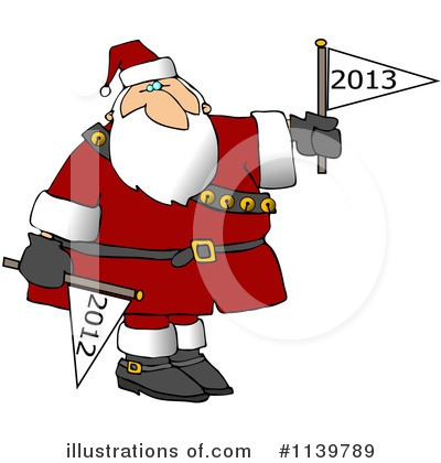 New Year Clipart #1139789 by djart