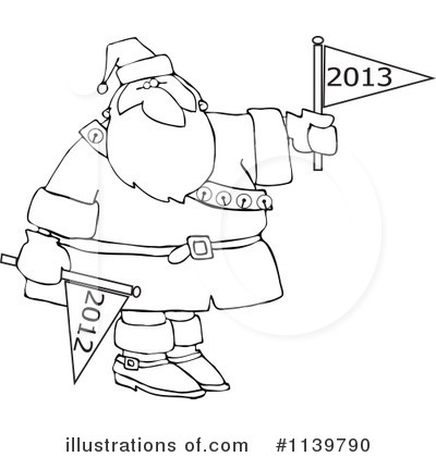 New Year Clipart #1139790 by djart