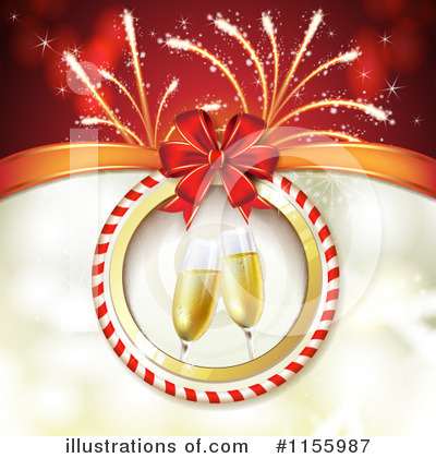 Champagne Clipart #1155987 by merlinul