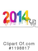 New Year Clipart #1198817 by NL shop