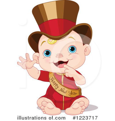 Baby Clipart #1223717 by Pushkin