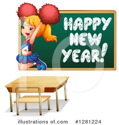 Royalty-Free (RF) New Year Clipart Illustration by Graphics RF - Stock Sample #1281224