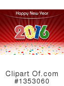 New Year Clipart #1353060 by dero