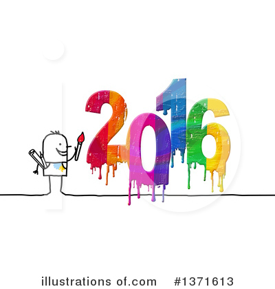 Artist Clipart #1371613 by NL shop