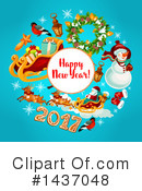 New Year Clipart #1437048