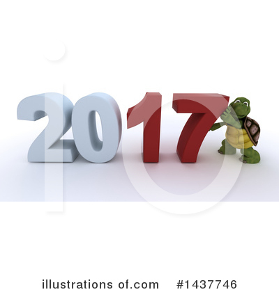 Royalty-Free (RF) New Year Clipart Illustration by KJ Pargeter - Stock Sample #1437746