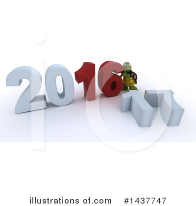 Royalty-Free (RF) New Year Clipart Illustration by KJ Pargeter - Stock Sample #1437747