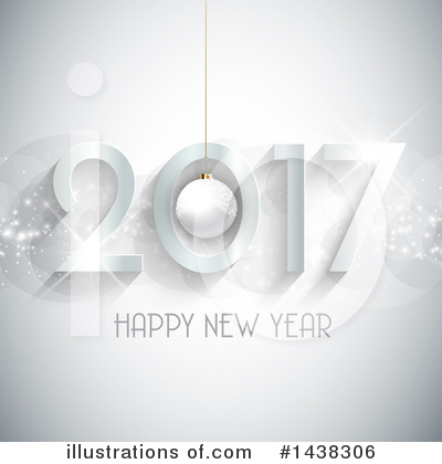 Royalty-Free (RF) New Year Clipart Illustration by KJ Pargeter - Stock Sample #1438306