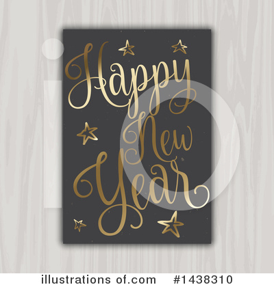 Royalty-Free (RF) New Year Clipart Illustration by KJ Pargeter - Stock Sample #1438310