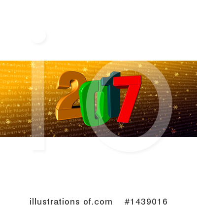 Royalty-Free (RF) New Year Clipart Illustration by MacX - Stock Sample #1439016