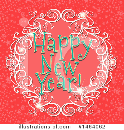 New Year Clipart #1464062 by Graphics RF