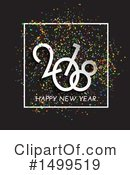 New Year Clipart #1499519 by KJ Pargeter