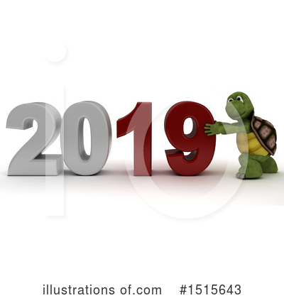 Tortoise Clipart #1515643 by KJ Pargeter