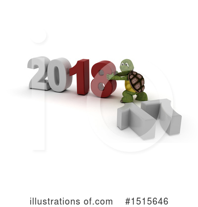 Tortoise Clipart #1515646 by KJ Pargeter