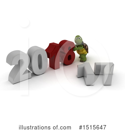 Tortoise Clipart #1515647 by KJ Pargeter
