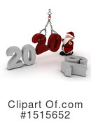 New Year Clipart #1515652 by KJ Pargeter