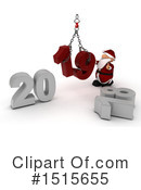 New Year Clipart #1515655 by KJ Pargeter
