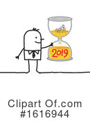 New Year Clipart #1616944 by NL shop