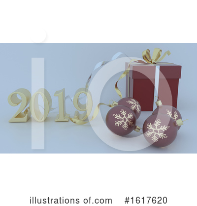 Royalty-Free (RF) New Year Clipart Illustration by KJ Pargeter - Stock Sample #1617620