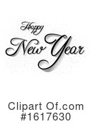 New Year Clipart #1617630 by dero