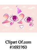 New Year Clipart #1693760 by BNP Design Studio