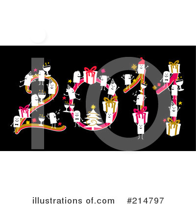 New Year Clipart #214797 by NL shop