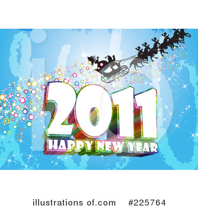 New Year Clipart #225764 by MacX