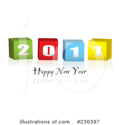 New Year Clipart #230397 by michaeltravers