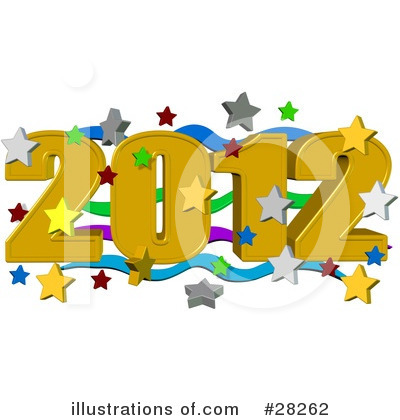 New Year Clipart #28262 by djart