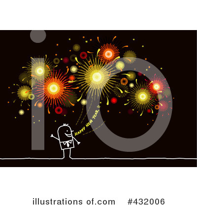 New Year Clipart #432006 by NL shop