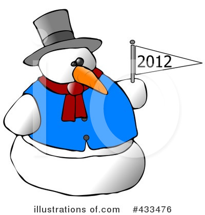 New Year Clipart #433476 by djart